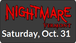 HALLOWEEN, Saturday, October 31st, 6:00pm-10:30pm